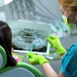 Röntgenbild Aufklärung Parodontose