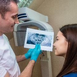 Röntgen als Vorbereitung auf Implantate